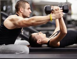 personal gym trainer in London